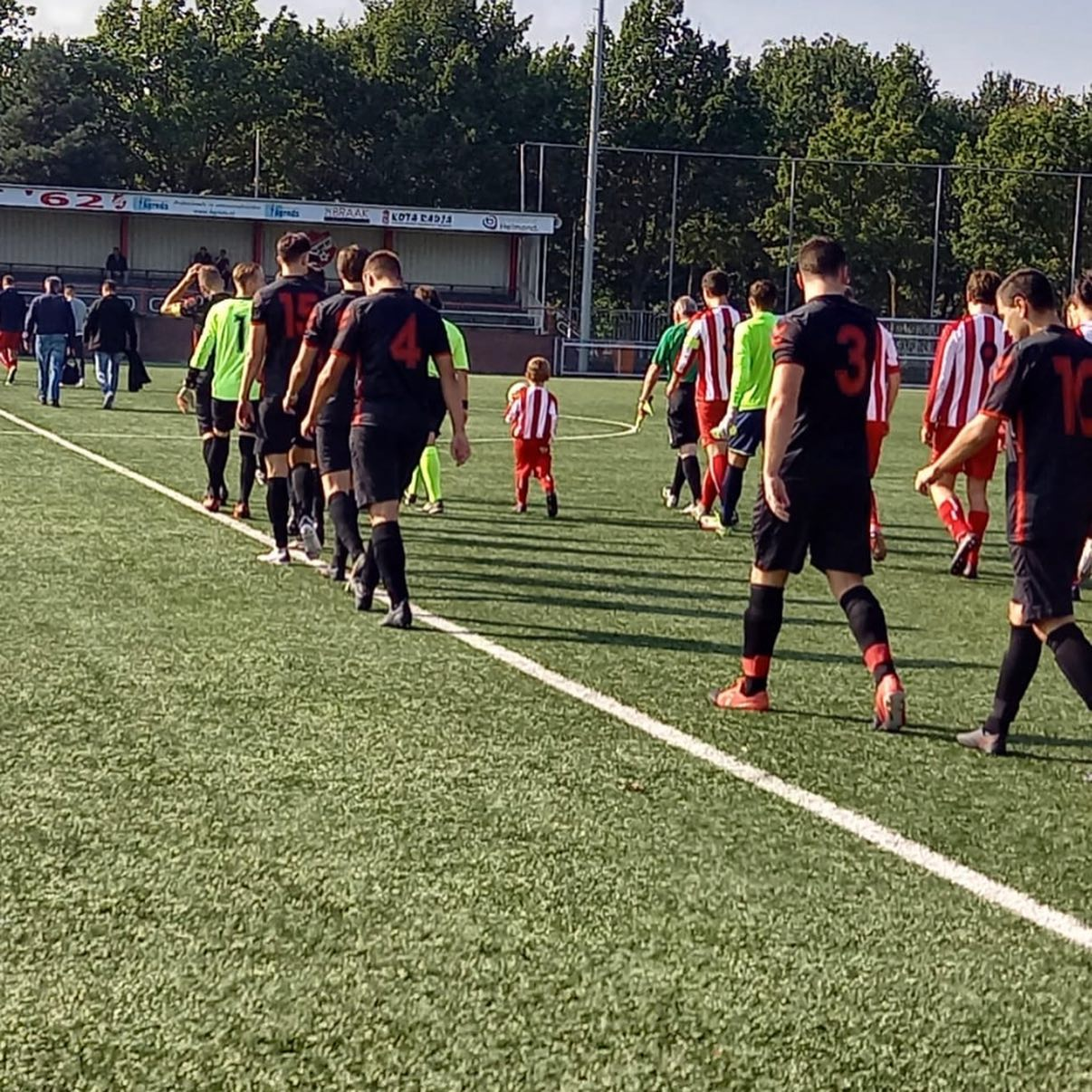 Rood-wit'62 - Mifano 1-2