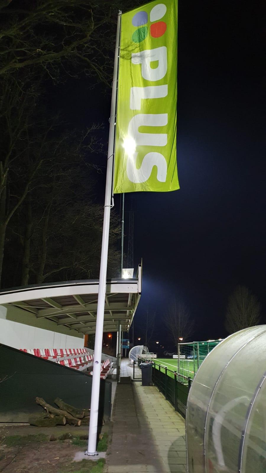 Uitbreiding Sportpark